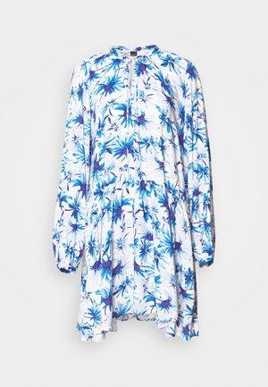 HARPER DRESS - Denní šaty - blue