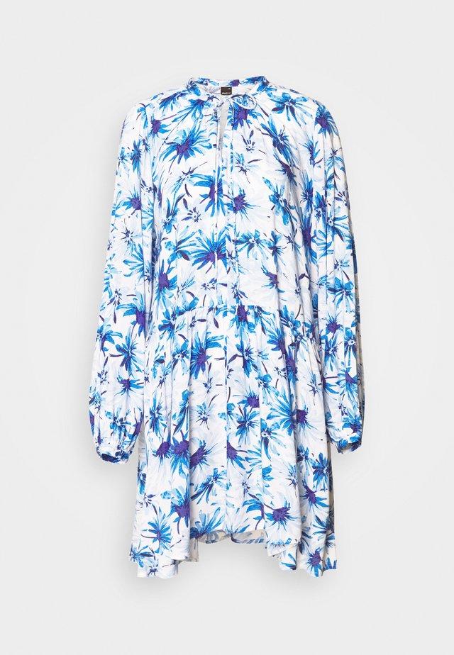 HARPER DRESS - Korte jurk - blue