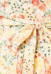 Gina Tricot - WANJA WRAP DRESS - Jerseykjoler - multi coloured - 2