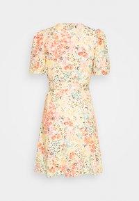 Gina Tricot - WANJA WRAP DRESS - Jerseykjoler - multi coloured - 1