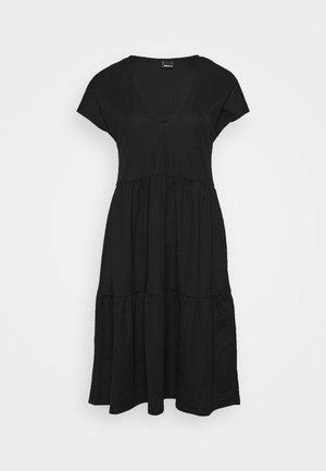 ADELE DRESS - Denní šaty - black