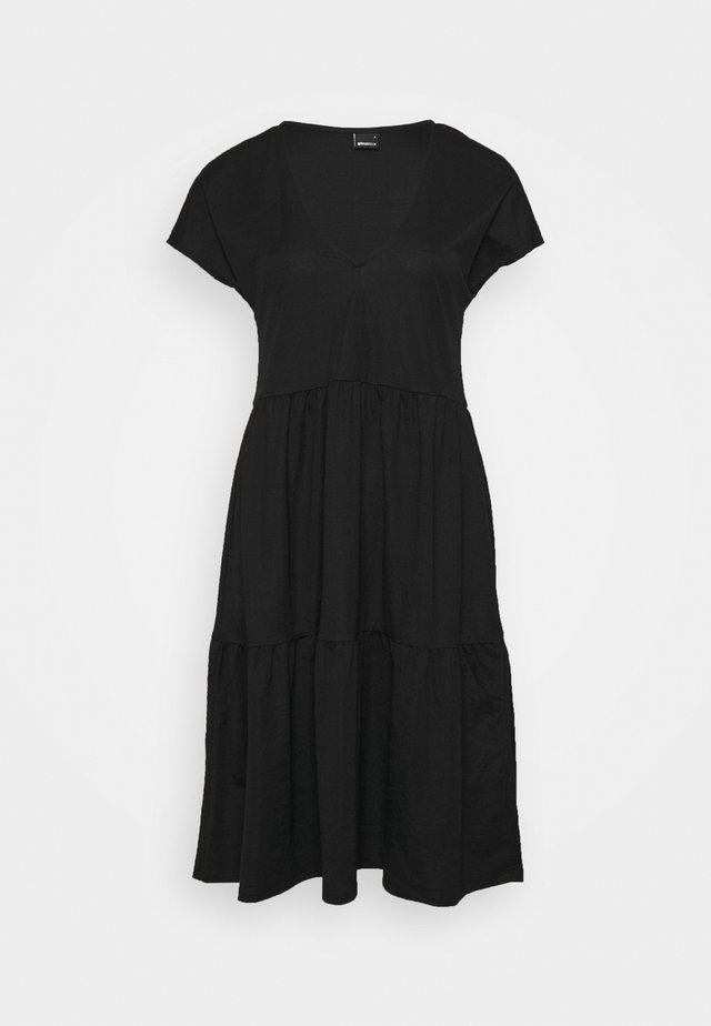 ADELE DRESS - Vestido informal - black