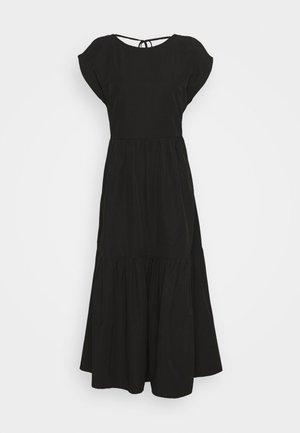 ESTHER DRESS - Korte jurk - black