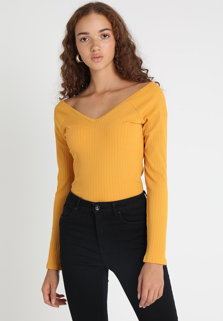 Gina Tricot - MALVA - Longsleeve - golden orange