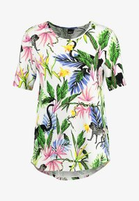Gina Tricot - Blusa - white jungle - 3