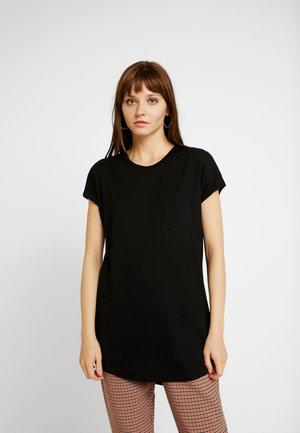 SELENA - T-shirt med print - black