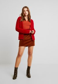 Gina Tricot - EXCLUSIVE  - Long sleeved top - picante - 1