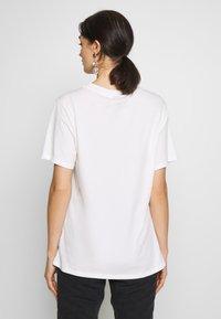 Gina Tricot - ELLEN TEE  - Print T-shirt - offwhite - 2