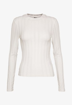 BEA TOP - Longsleeve - off white