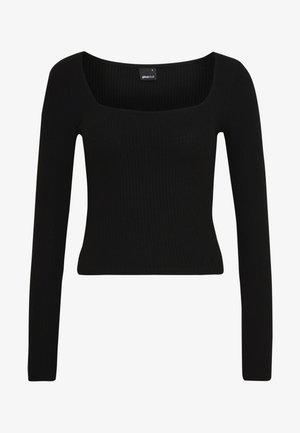 PENNY  - Topper langermet - black