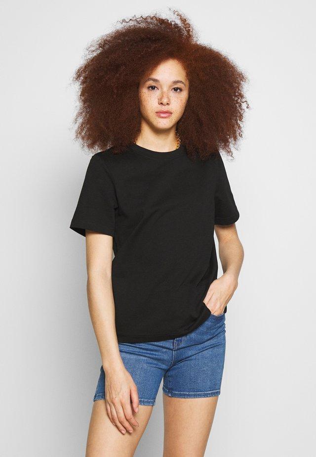 MY TEE - T-shirts basic - black