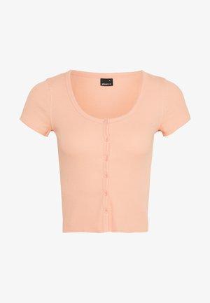 DISA - Camiseta estampada - coral pink