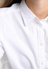 Gina Tricot - JESSIE - Skjorta - white - 5