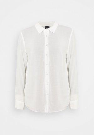 VILMA  - Button-down blouse - offwhite