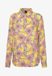 Gina Tricot - VILMA  - Button-down blouse - flower - 3