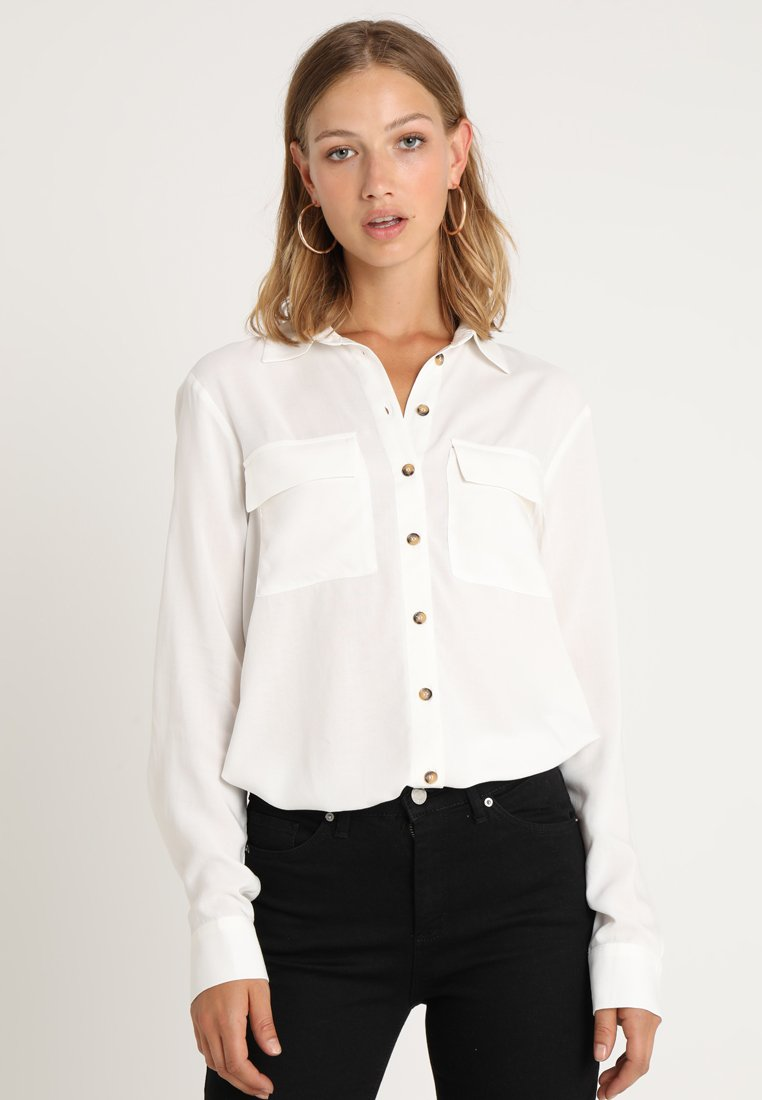 Gina Tricot - MARY  - Chemisier - offwhite