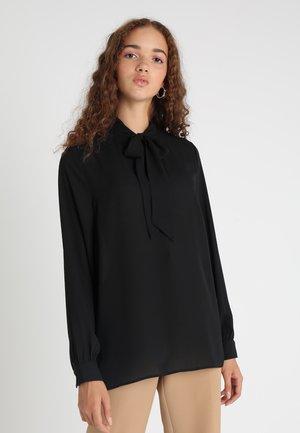 LINA BLOUSE - Blouse - black