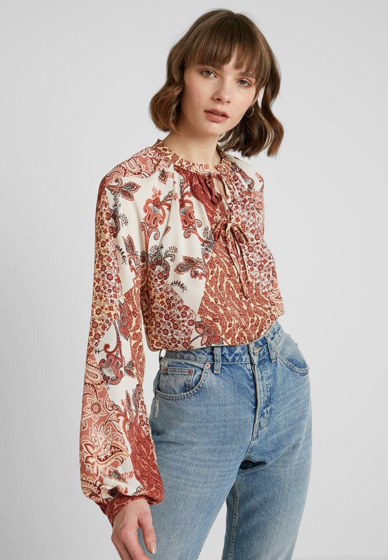 Gina Tricot - JANA BLOUSE - Blouse - indie patch