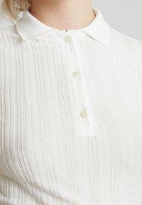 Gina Tricot - Blusa - warm white - 5