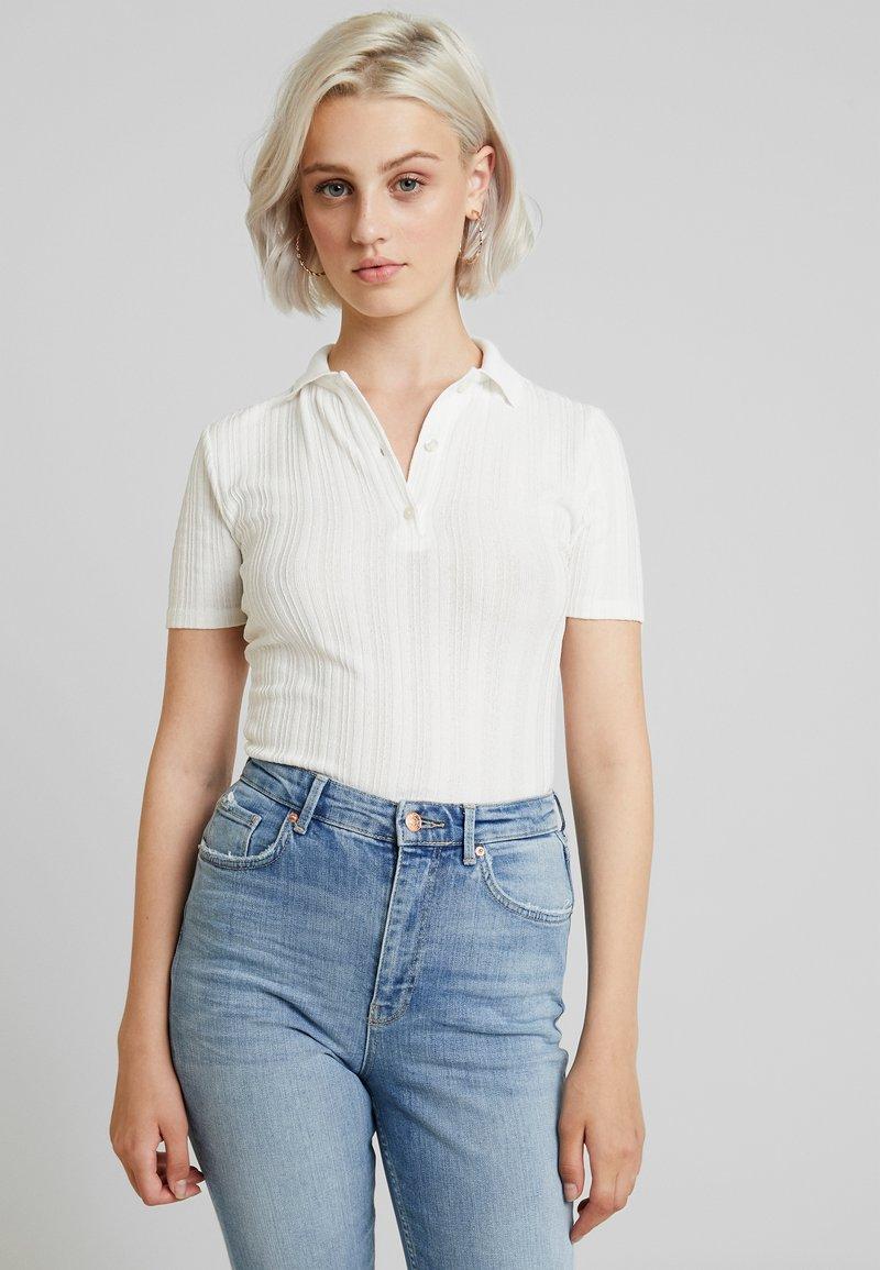Gina Tricot - Blusa - warm white