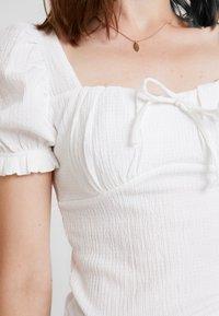 Gina Tricot - NANNA - Blouse - offwhite - 5