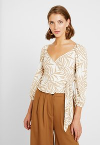 Gina Tricot - Blouse - beige - 0