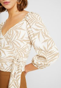 Gina Tricot - Blouse - beige - 3