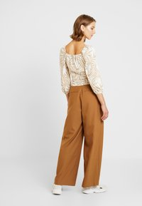 Gina Tricot - Blouse - beige - 2