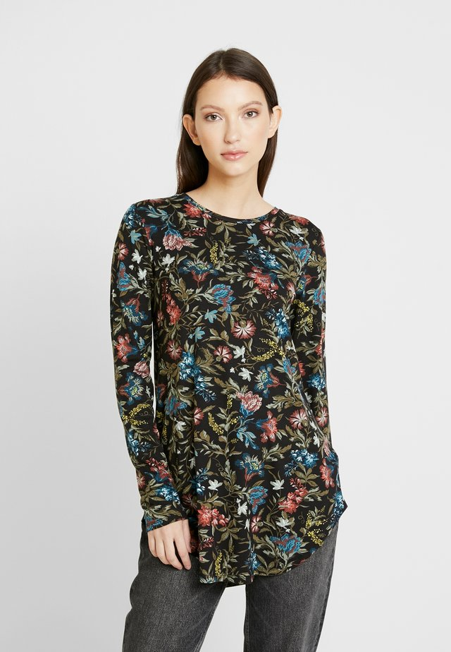 SALENE - Long sleeved top - botanical art