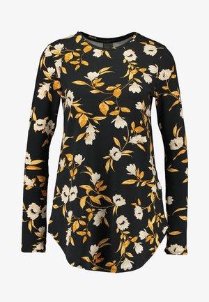 SALENE - Långärmad tröja - black