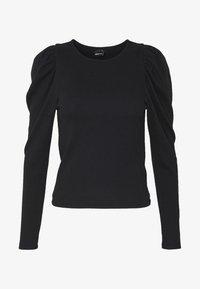 gina tricot alice bluse black. Black Bedroom Furniture Sets. Home Design Ideas