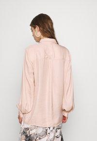 Gina Tricot - ELIN UTILITY - Skjorte - rose cloud - 2