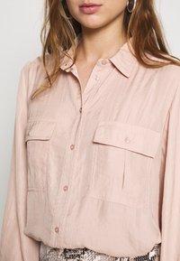 Gina Tricot - ELIN UTILITY - Skjorte - rose cloud - 5
