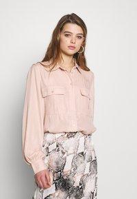 Gina Tricot - ELIN UTILITY - Skjorte - rose cloud - 0