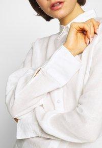 Gina Tricot - KIMBERLY - Košile - offwhite - 5