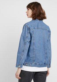 Gina Tricot - THE JACKET - Denim jacket - mid blue - 2
