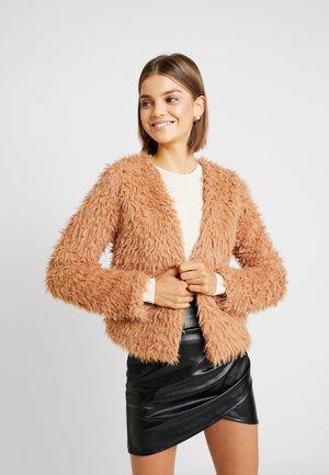 WANDA JACKET - Winter jacket - soft camel