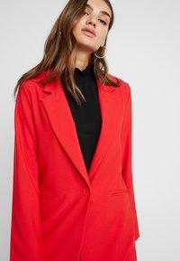 Gina Tricot - Blazer - red - 4