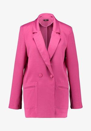 SUSSI - Krátký kabát - lilac/rose