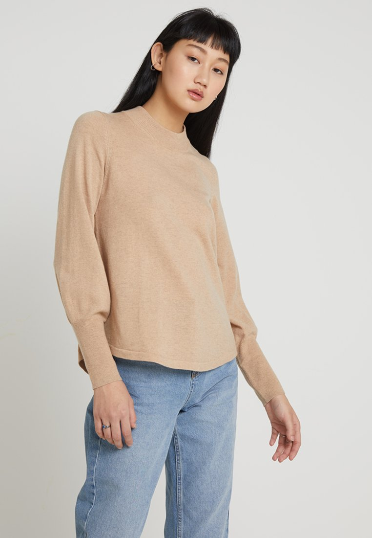 Gina Tricot - MIMMI - Neule - new camel