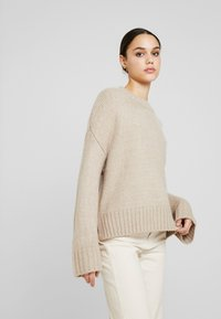 Gina Tricot - IDA - Jumper - soft camel - 0