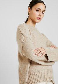 Gina Tricot - IDA - Jumper - soft camel - 4