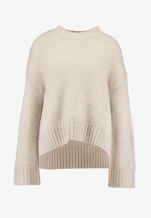 IDA - Sweter - soft camel