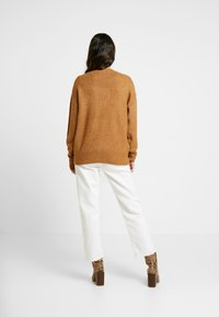 Gina Tricot - EXCLSUIVE ELLIE CARDIGAN - Cardigan - toasted coconut - 2