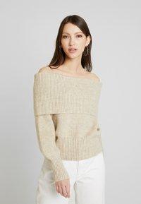 Gina Tricot - Maglione - new soft beige - 0