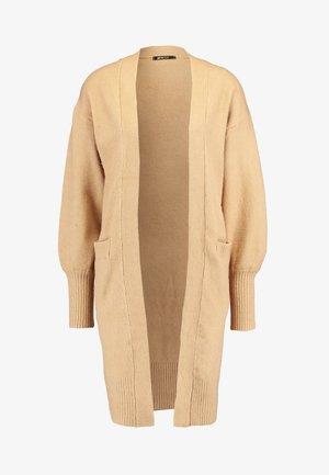 VERA CARDIGAN - Cardigan - camel beige