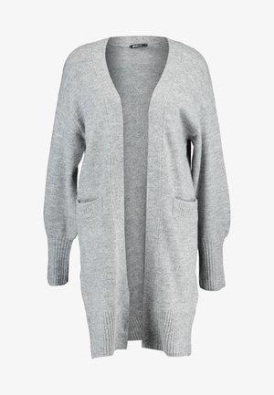 VERA CARDIGAN - Gilet - grey melange