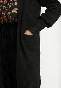Gina Tricot - VERA CARDIGAN - Cardigan - black - 4