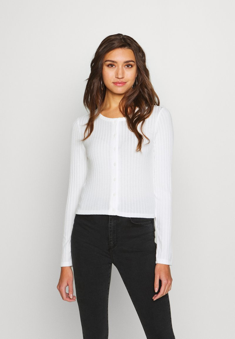 Gina Tricot - VALERIE - Cardigan - offwhite