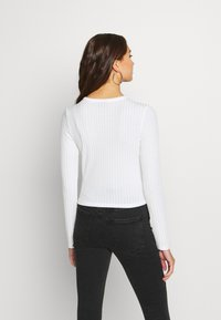 Gina Tricot - VALERIE - Cardigan - offwhite - 2